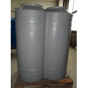 Емкость для технических жидкостей 500, 1000, 1500, 2000, 2500, 3000, 5000, 5500 литров фото