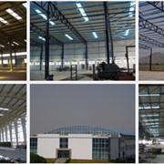 Строительство производственных зданий фото