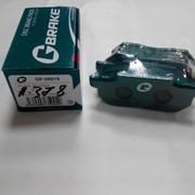 Колодки G-brake GP-01202 фото