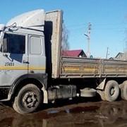 Аренда бортовой машины 13тонн в Перми и Пермском крае. фото
