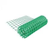Сетка садовая 50х50 (шир.1,5м) (дл.30м) (зеленый) фото