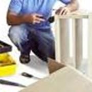 Услуги по сборке мебели фото