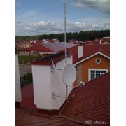 Ремонт антенны триколор в Дмитрове фото