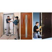 Установка бронированых дверей