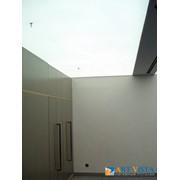 Установка светодиодного потолочного освещения фото