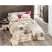 Комплект постельного белья New York, евро фото