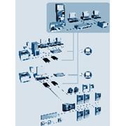 Автоматизированная система контроля учёта электроэнергии фото