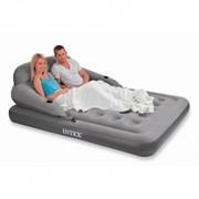 Надувная кровать Intex с насосом 68916 фото