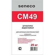 Штукатурная смесь водостойкая Seneco CM49 фото