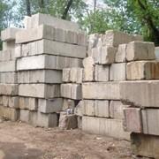 Фундаментный блок ФБС 24-6-6 б/у