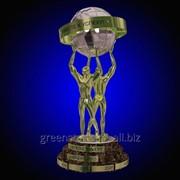 3d моделирование и анимация кубка фото