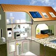Монтаж отопления, водоснабжения и канализация под