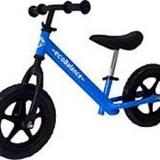 Беговел EcoBalance RACE, синий арт. 2611 фото
