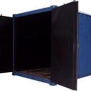Лесосушильная камера фото