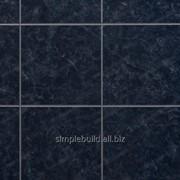 Панель листовая «Eucatex», синий сапфир, плитка 15х15 фото