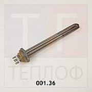 ТЭН В3-207-5-8,5/3,75 Р230 (кр.фланец) фото