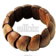Бижутерия деревянная