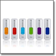 Флеш-накопители, USB Flash, Transcend, 4GB, USB 2.0 фото