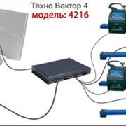 Стенд регулировки развал схождение ТехноВектор4216