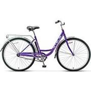 Велосипед городской Stels Navigator 350 Lady 28 (2018) рама 20 фиолетовый фото