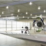 Технический ангар для обслуживания и ремонта самолета, вертолета, яхты фото