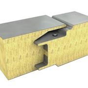 Панели для холодильных камер Стеновые сэндвич-панели с двойным замком со скрытым креплением фото