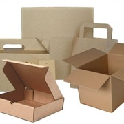 Изготовление картонной упаковки фотография