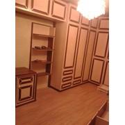 Проектирование и изготовление встроенной мебели фото