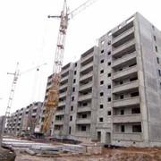Строительство жилой недвижимости. фото