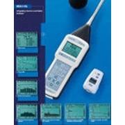 Шумомер и спектроанализатор HD2110L фото