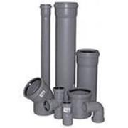 Комплексные добавки для производства канализационных труб фото