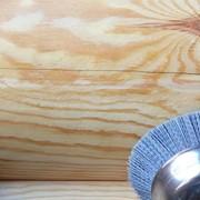 Шлифовка, покраска – Дома, Бани! фото