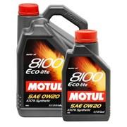 Моторные масла Motul 8100 Eco-clean фото