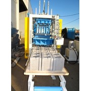 Стационарный вибропресс по производству блоков SUMAB ECONOMIC 300 фото
