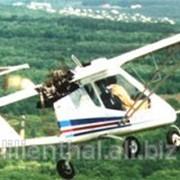 Самолёт Lilienthal X-34 Х-34 трёхместный для пассажиро и грузо-перевозок до 700км - авиа прогулки и авиатуризм фото