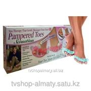 Массажер для пальцев ног pampered toes sansation фото