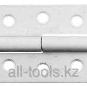 Петля дверная Stayer Master разъемная, цвет белый, левая, 50мм Код: 37613-50-2L фото