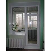 Ремонт пластиковых дверей, окон фото