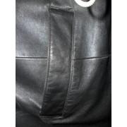 Замена подкладки в кожаном пальто, в брюках, в юбке недорого в ателье Горностай. Киев фото