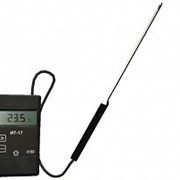 Термометр контактный цифровой с выносным датчиком ИТ-17 К-02, ИТ-17 К-03. ИТ-17 К-02-4-300