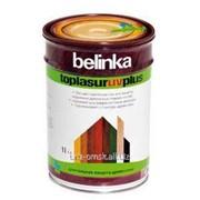 Декоративная краска-лазур Belinka Toplasur 1 л. №20 Голубая Артикул 51220 фото