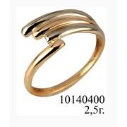 Золотое кольцо 10140400 фото