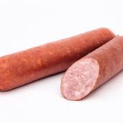 Колбаса салями варено-копченая Солигорская первый сорт фото