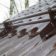 Снегозадержатель длиной 3 метра фото