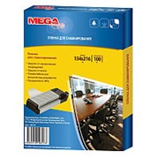 Пленка для ламинирования ProMega Office, 154x216, А5, 80мкм, 100шт/уп фото
