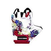 Перчатки детские Vinca sport FLOWERS VG 938 6XXS фото