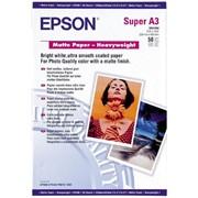 Бумага epson Matte Paper-Heavyweight A3 фото