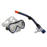 Набор для подводного плавания, маска с трубкой фото