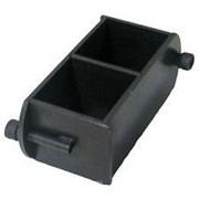 Форма балочка для бетонных образцов 40х40х160мм фото