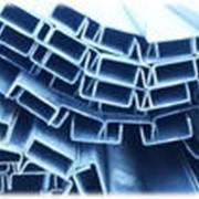 Швеллеры стальные гнутые (равнополочные и неравнополочные) фото